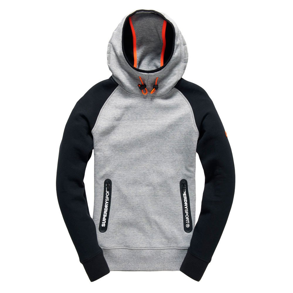 Superdry Gym Tech Raglan Hood