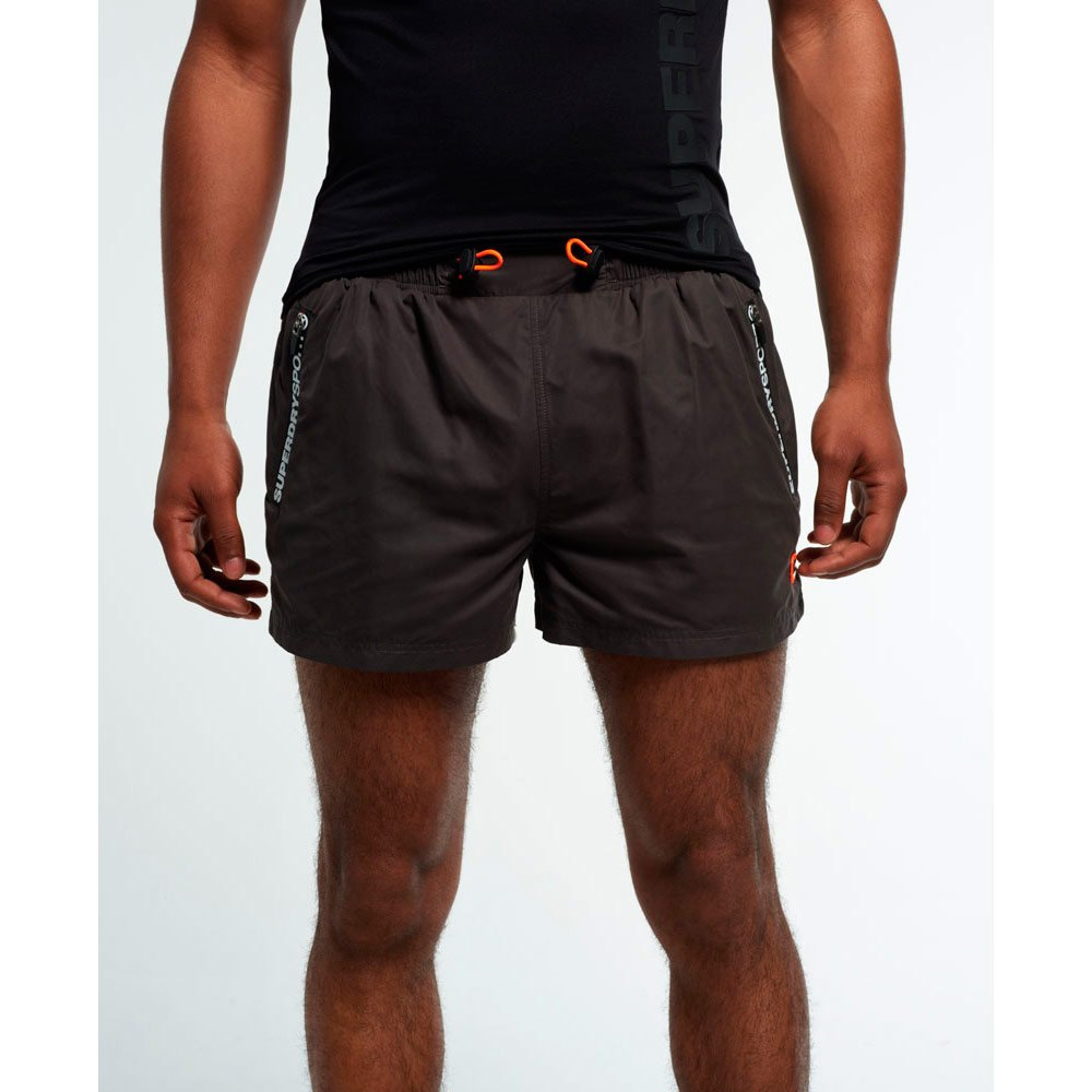 Superdry Gym Training Sport Pantalones Cortos