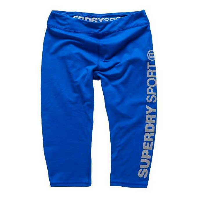 Superdry Core Gym Capri