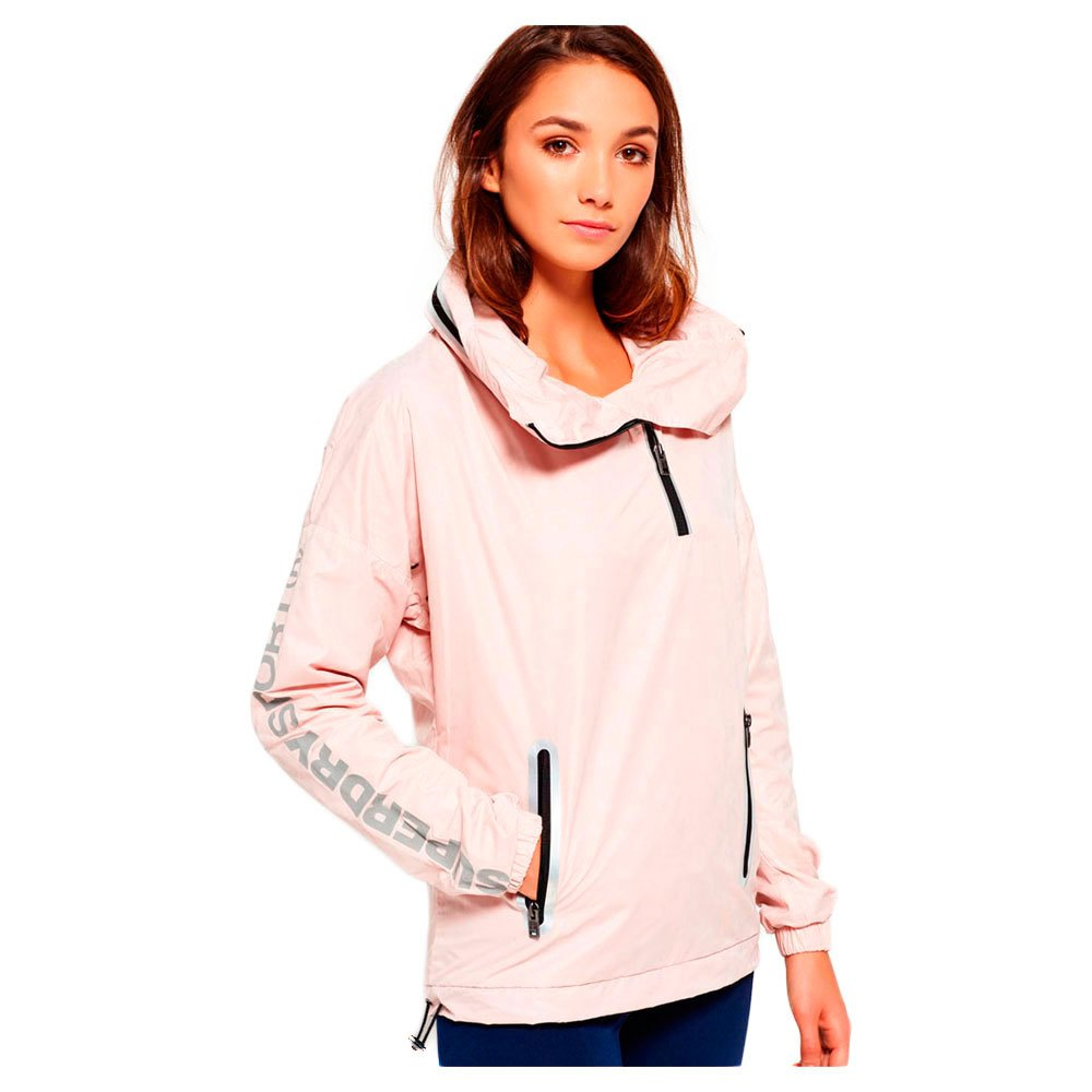Superdry Gym Funne Shell Hood