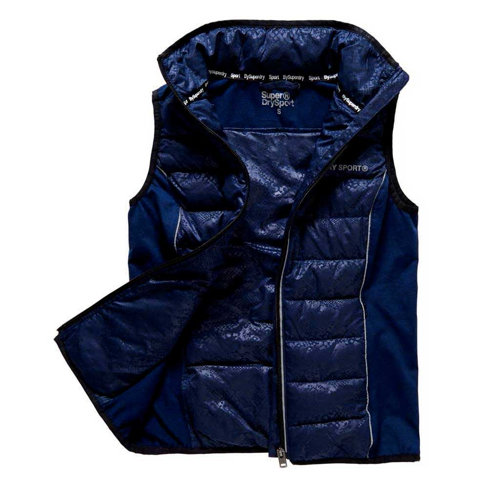 Superdry Gym Quilted Gilet