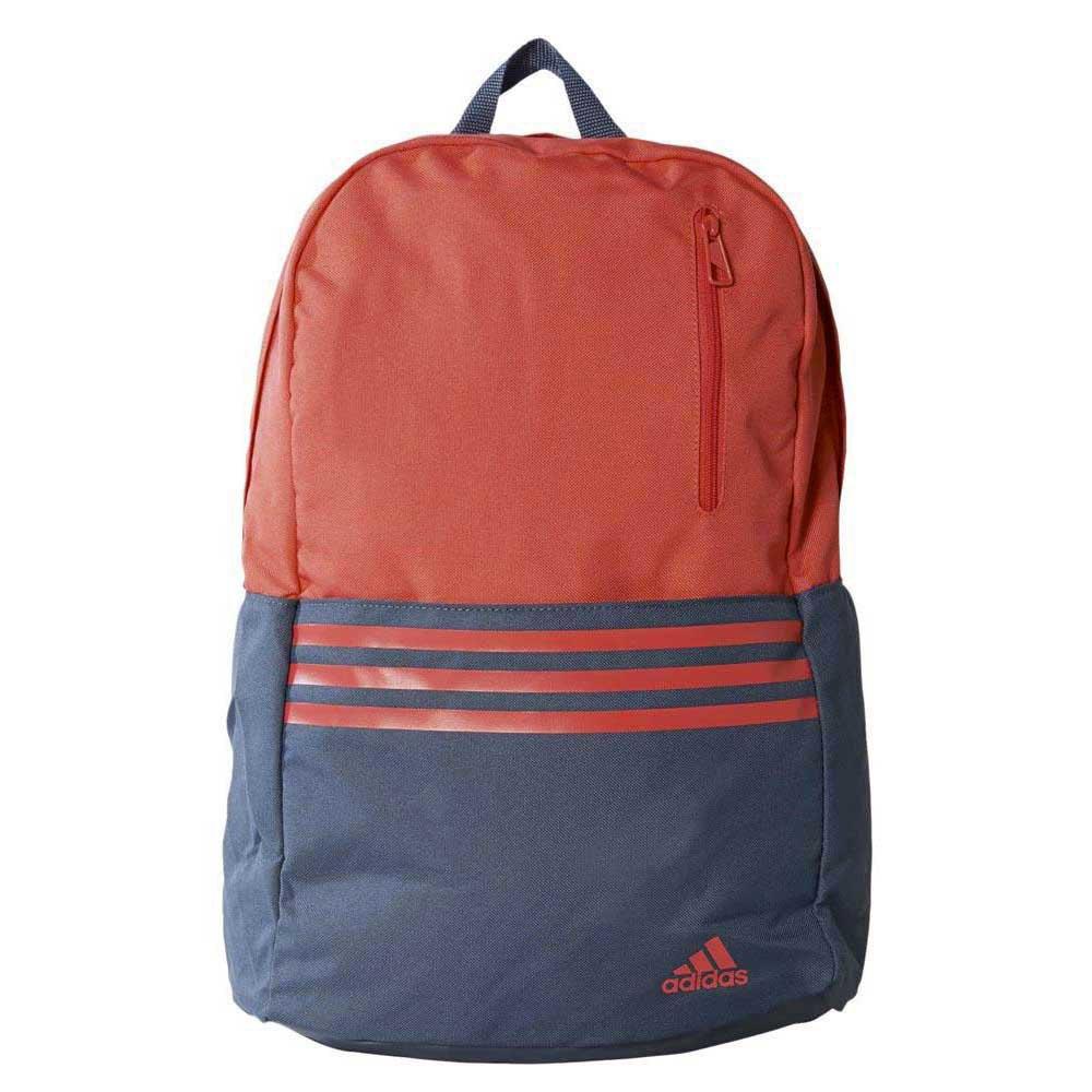 adidas backpack orange