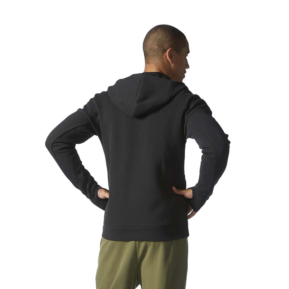 adidas zne fz hoody knit buy and offers on traininn. Black Bedroom Furniture Sets. Home Design Ideas