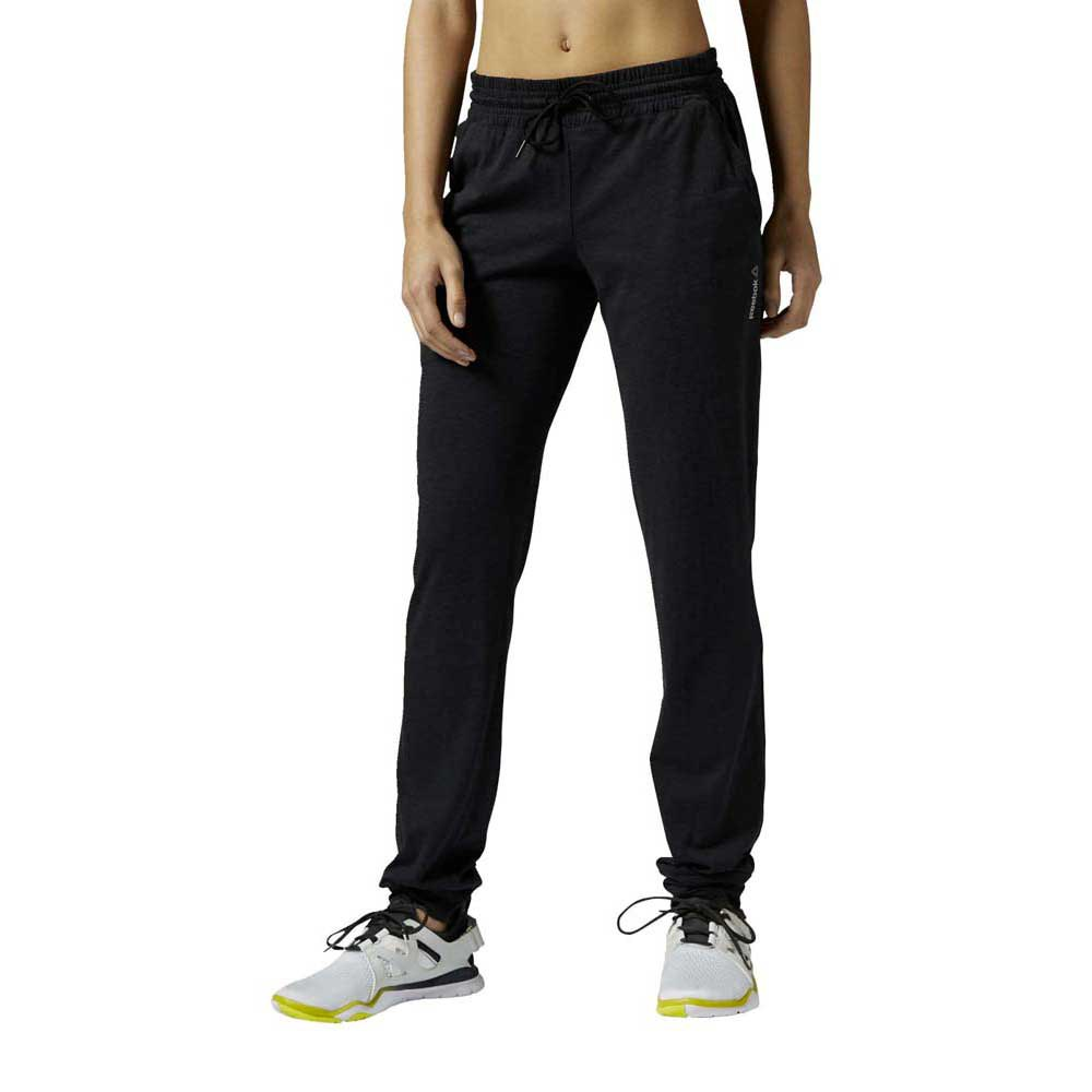 Reebok Elements Jersey Pant Open Hem