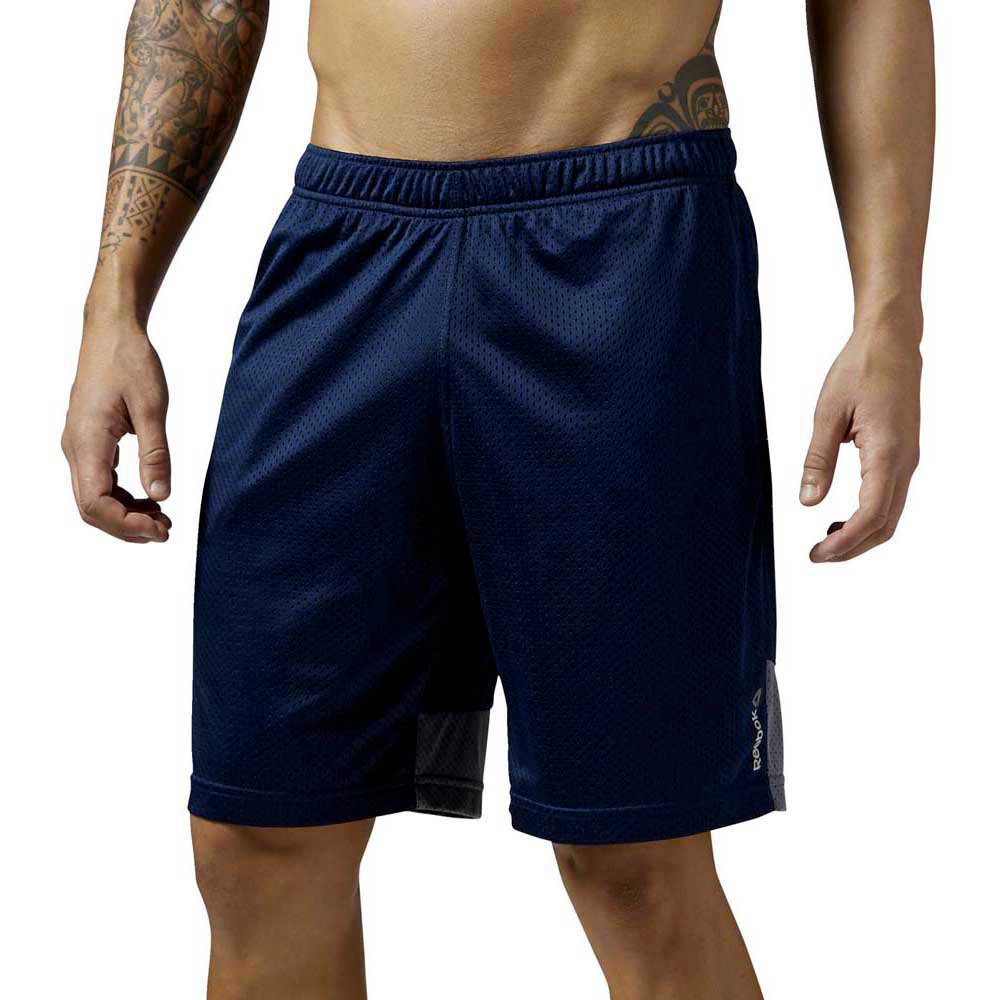 Reebok Work Out Ready Mesh Short