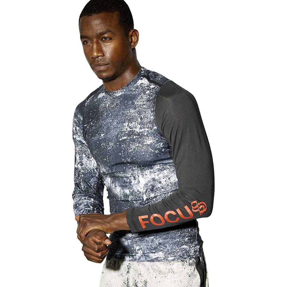 Reebok combat Rnf L/S Compression Top