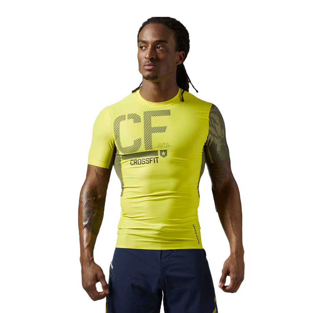 Reebok Rcf S/S Compression Shirt