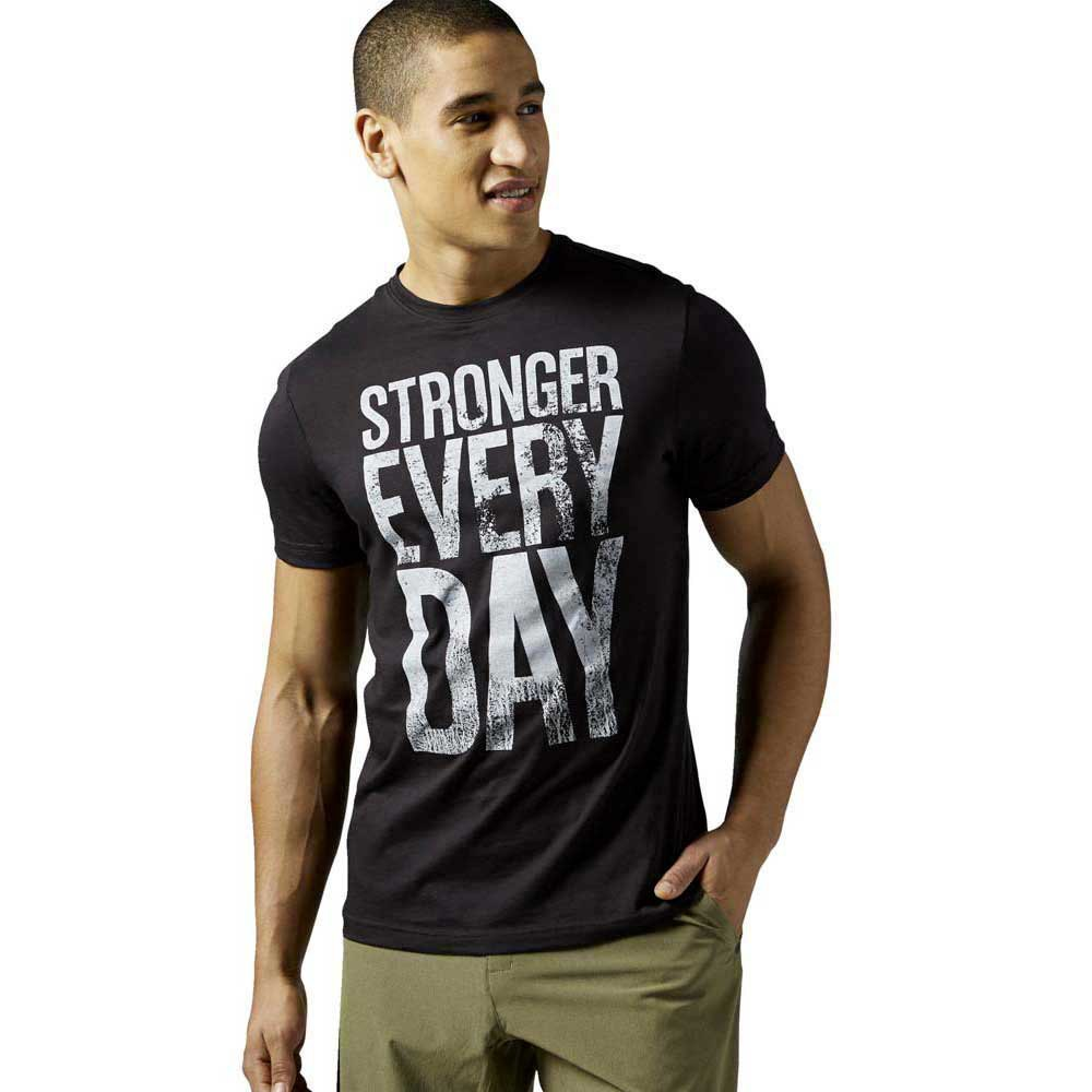 Reebok Stronger Everyday Graphic Tee