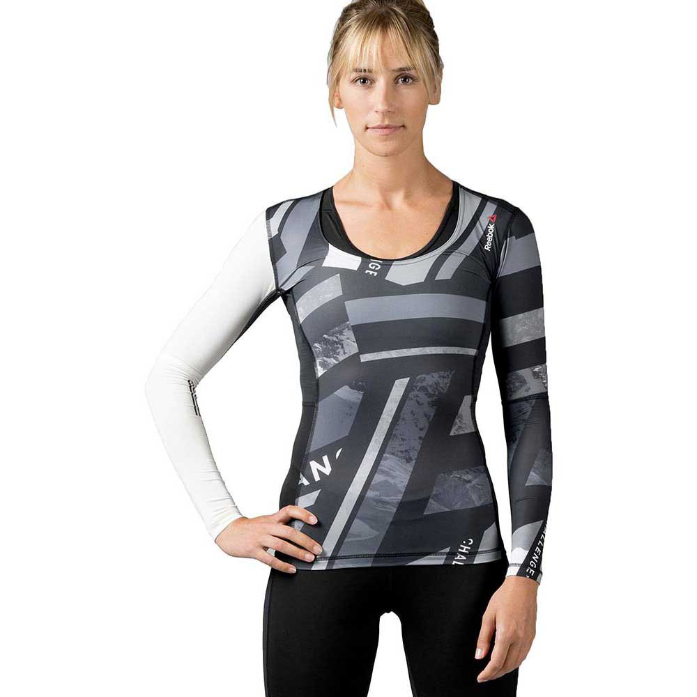 Reebok Activchill L/S Compression Top