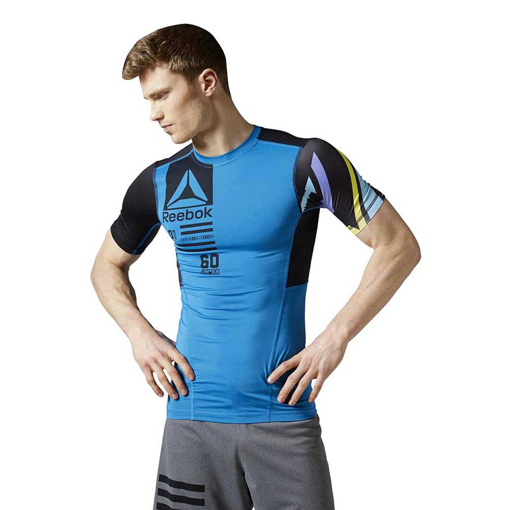 Reebok One Series Activchill S/S Compression Top
