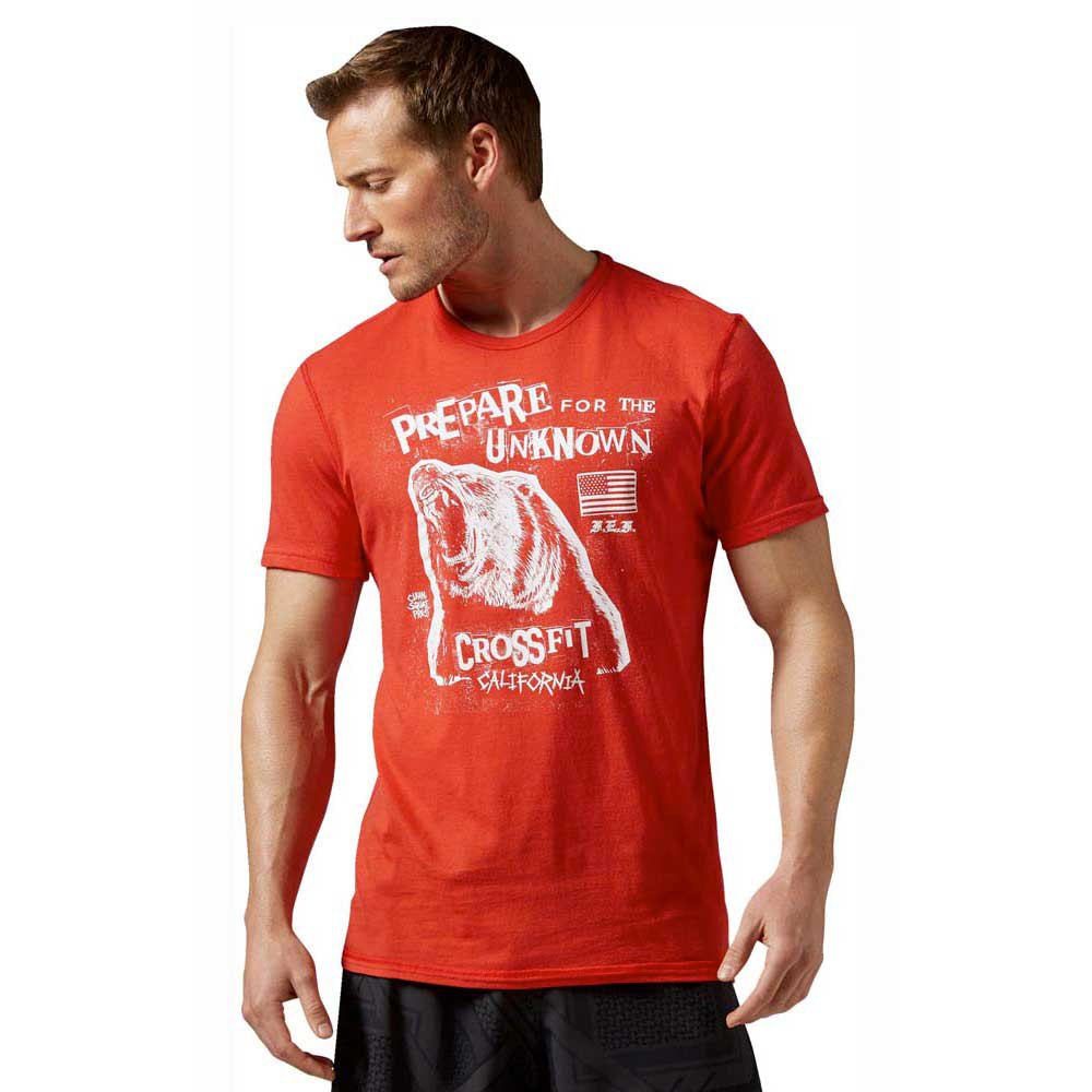 Reebok Rcf Morning Breath Bear Tee