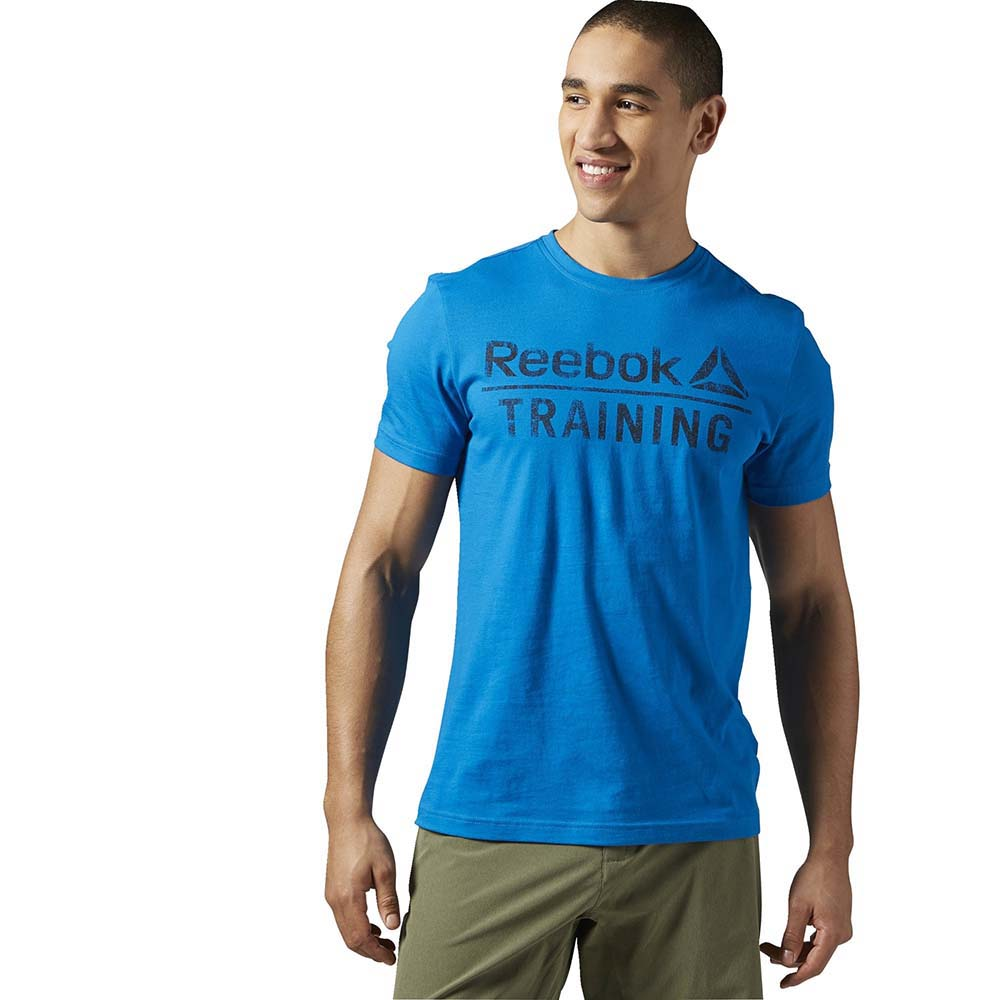 1987c96a5baf Reebok Brand Training Graphic Tee buy and offers on Traininn