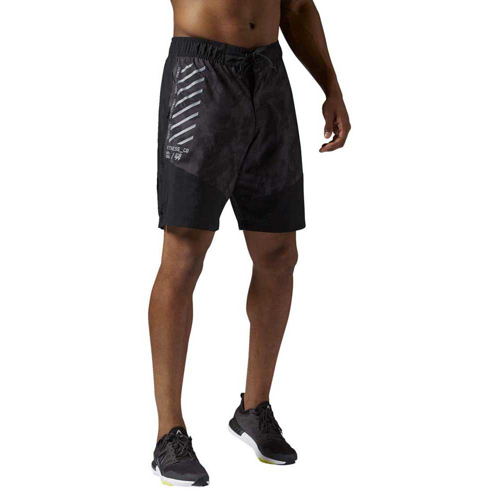 Reebok Work Out Ready Graphic Board Short