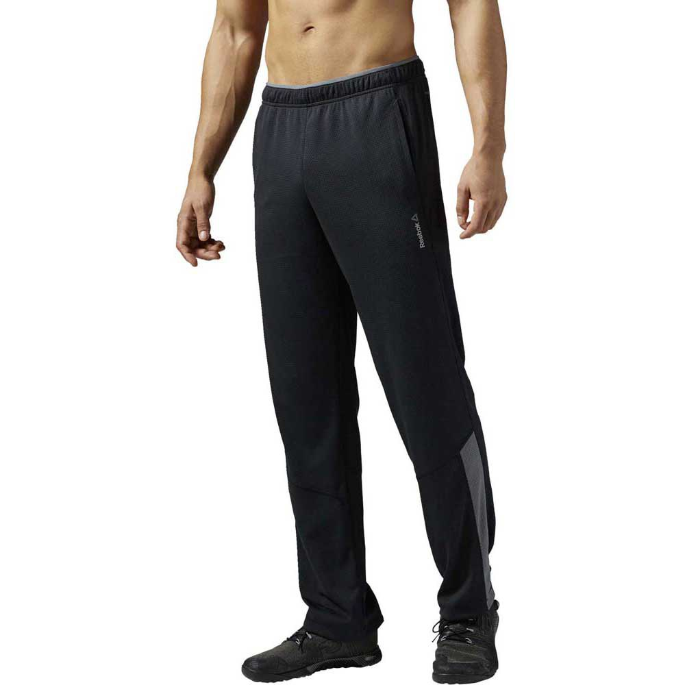 Reebok Workout Ready Open Hem Knit Pants