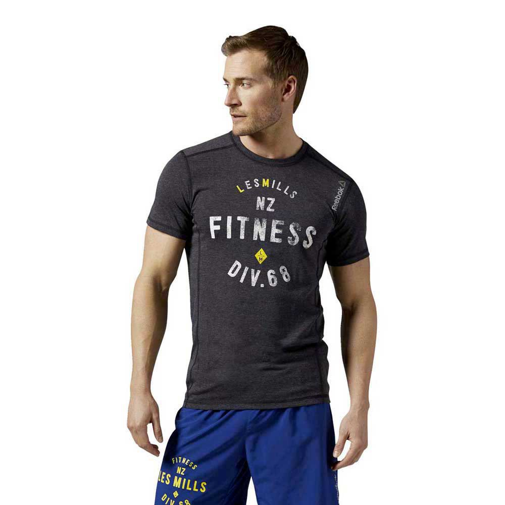 Reebok Les Mills Poly Cotton Tee
