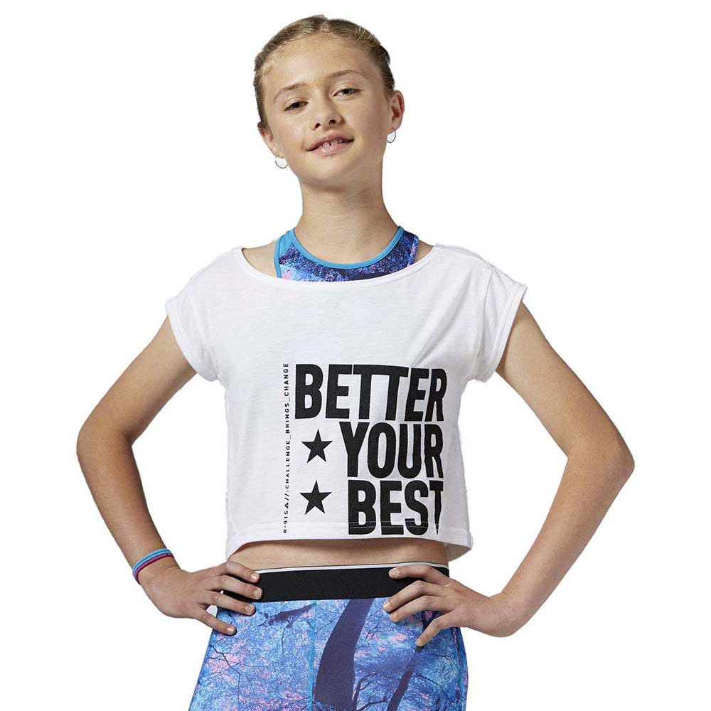 Reebok Studio Junior Tshirt Crop