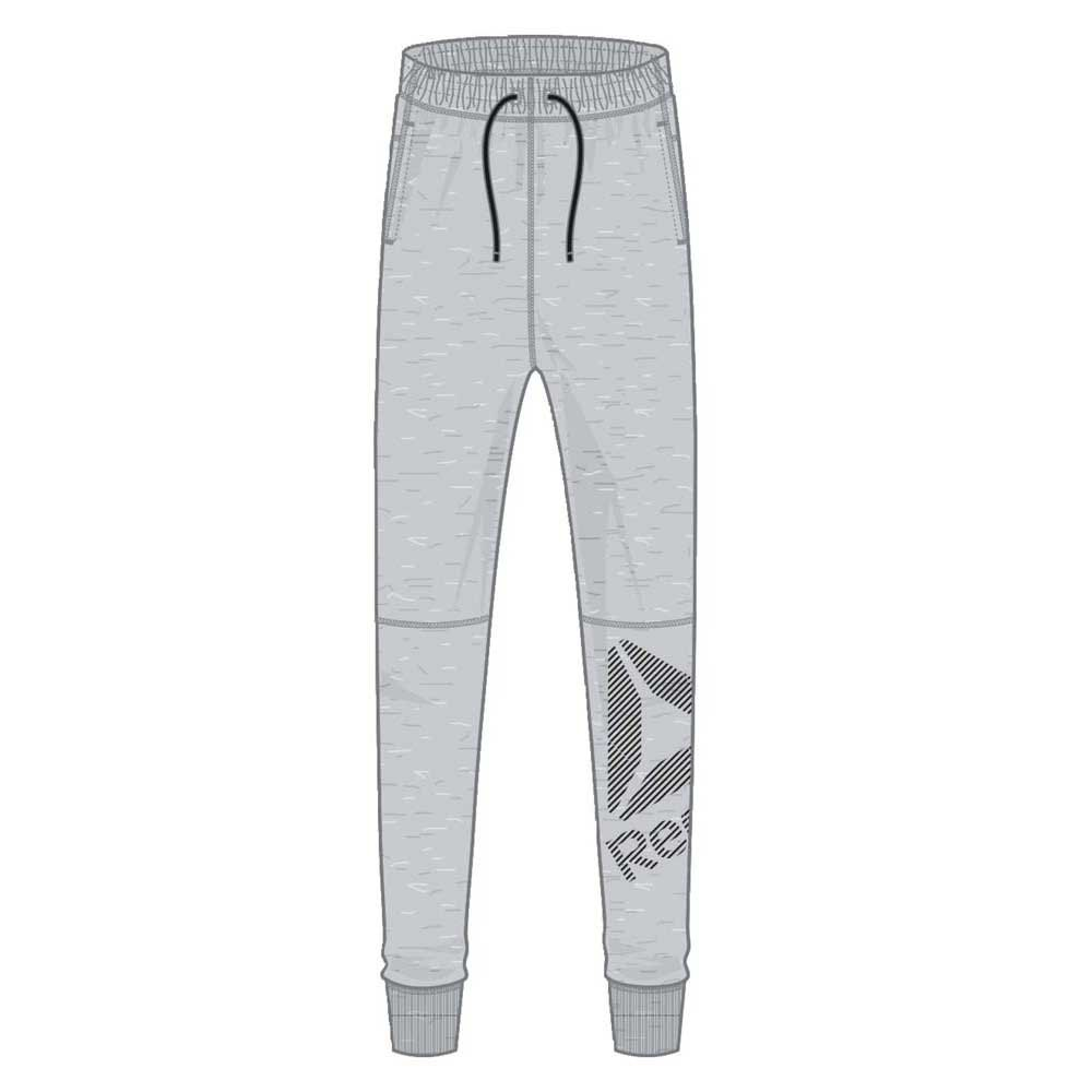 Reebok Wor Big Logo Cotton Pant