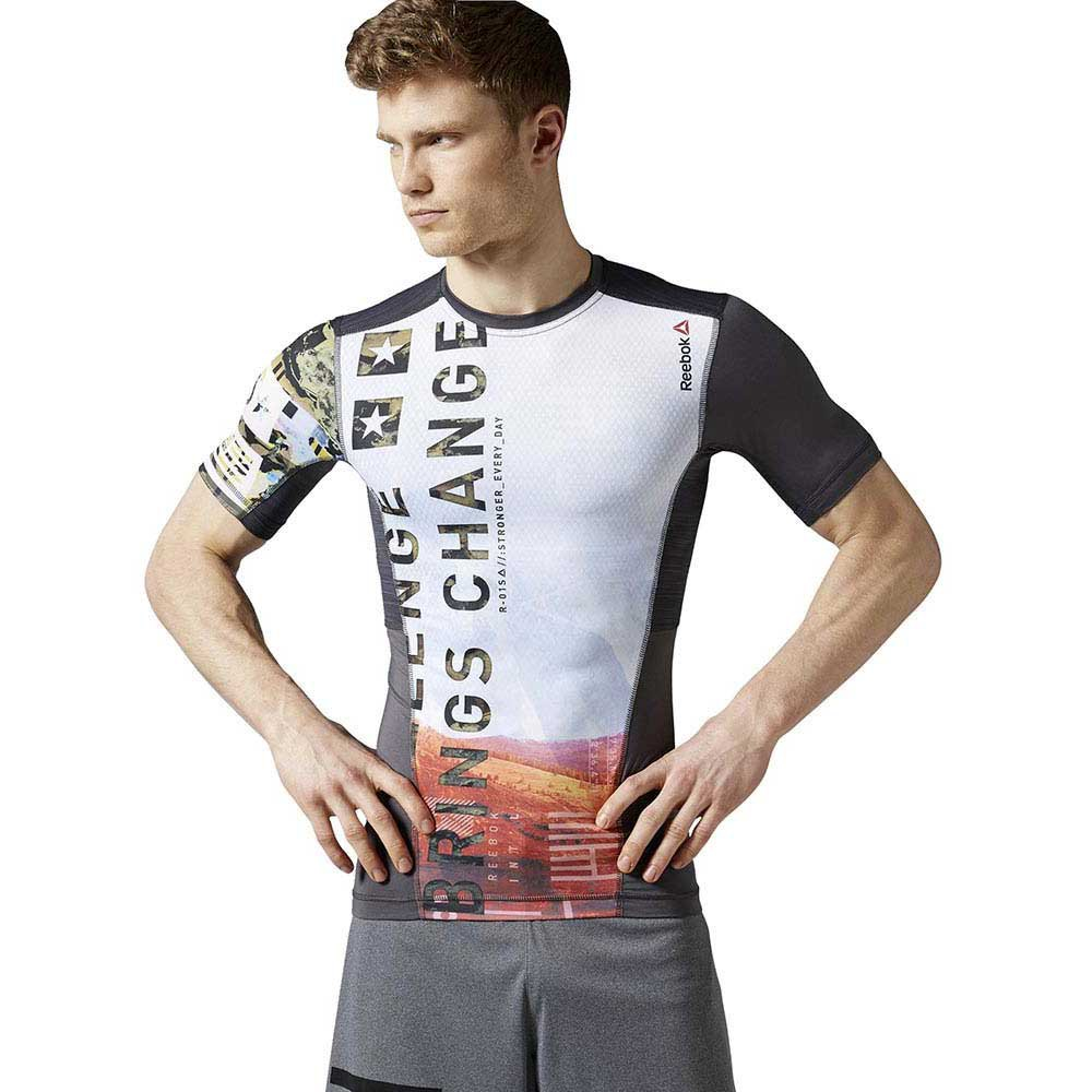 Reebok One Series Activchill Sublimated Comp Tee