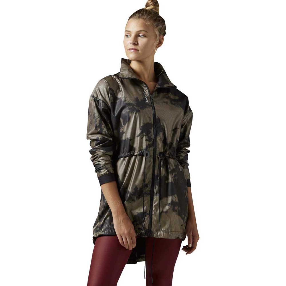 reebok jacket. reebok cardio woven jacket