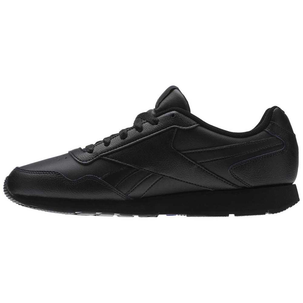 009bd7cb38839e Reebok Royal Glide Black buy and offers on Traininn