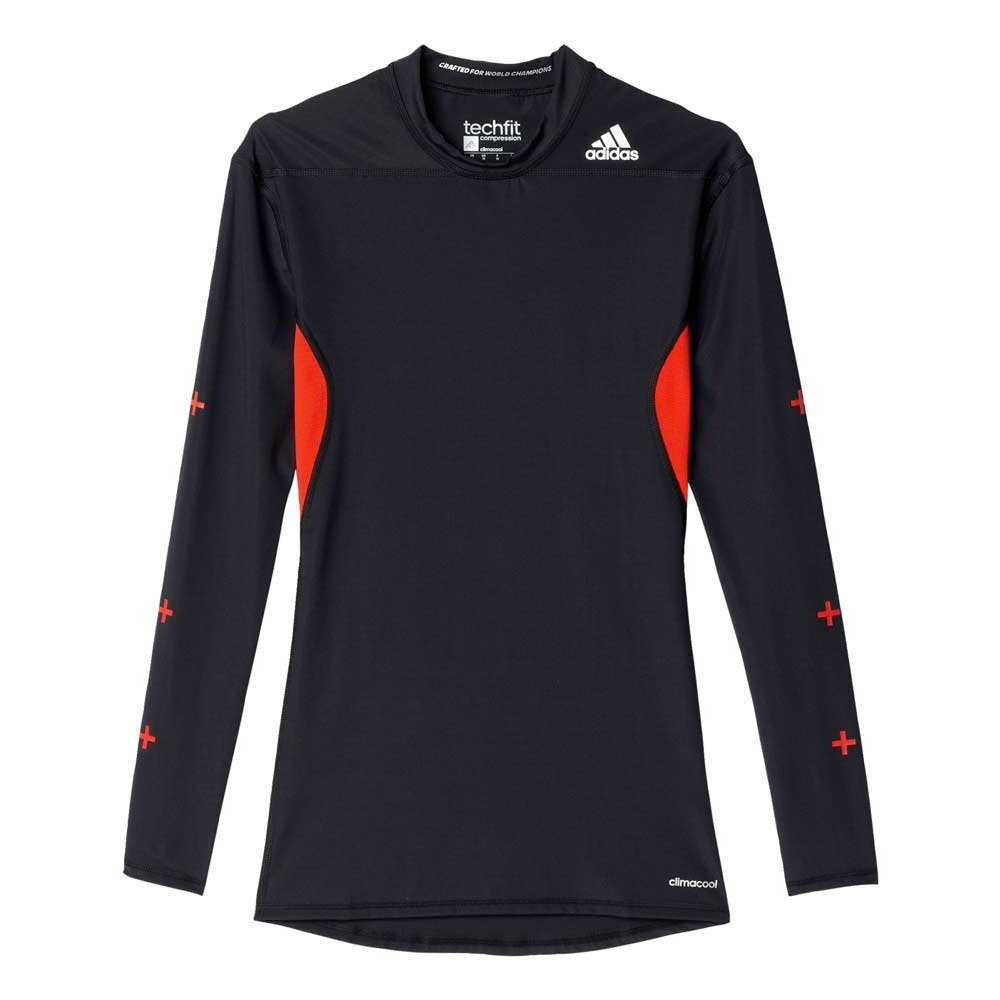 adidas Techfit Recovery Ls