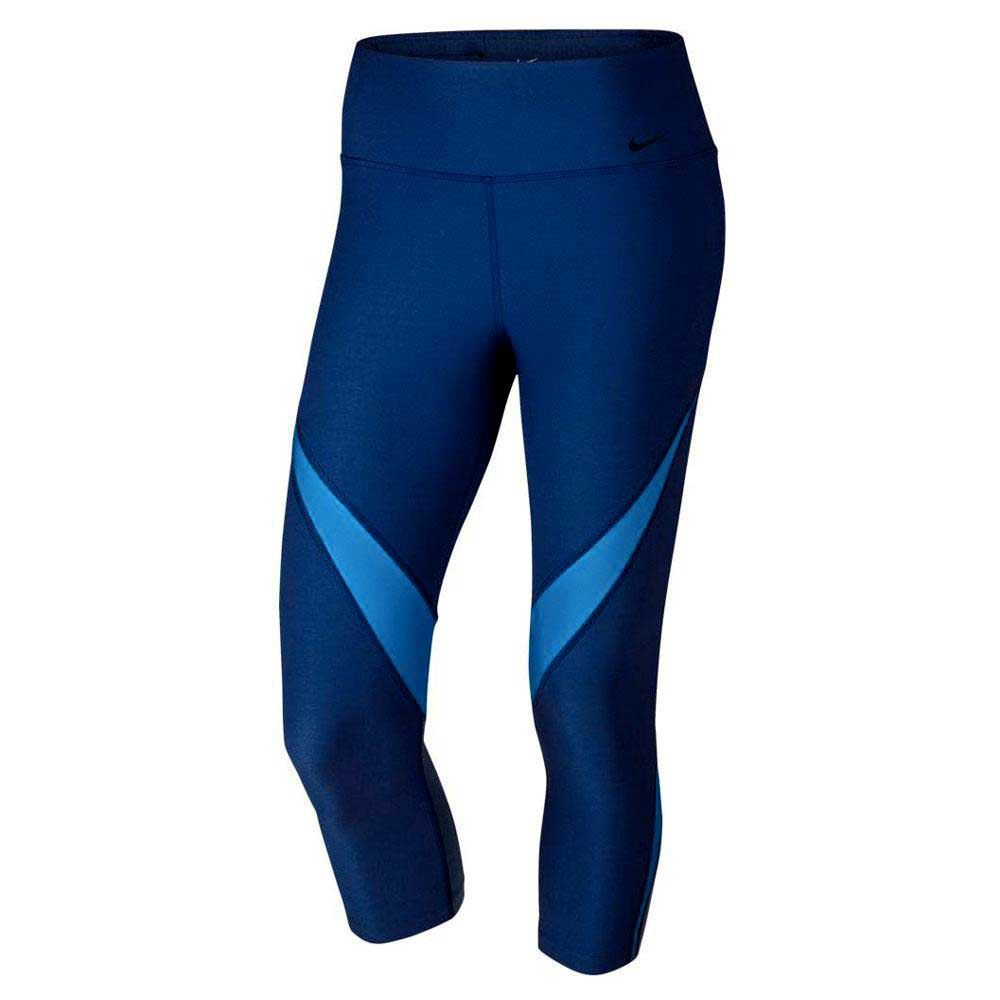 Nike Power Legend Capri Fabric Twist
