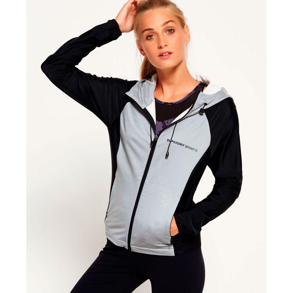 Superdry Sdx Jacket Noir acheter et offres sur Traininn