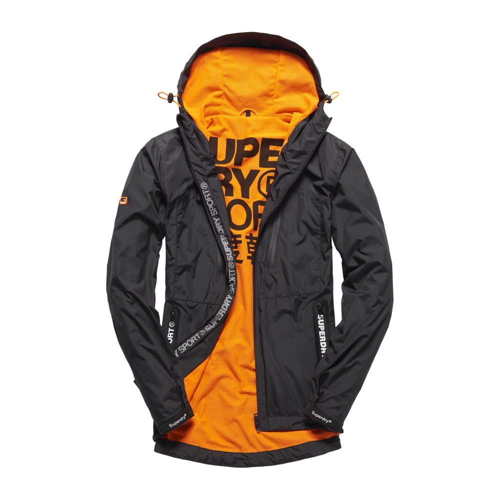 Superdry Sports Active Shell Ziphood