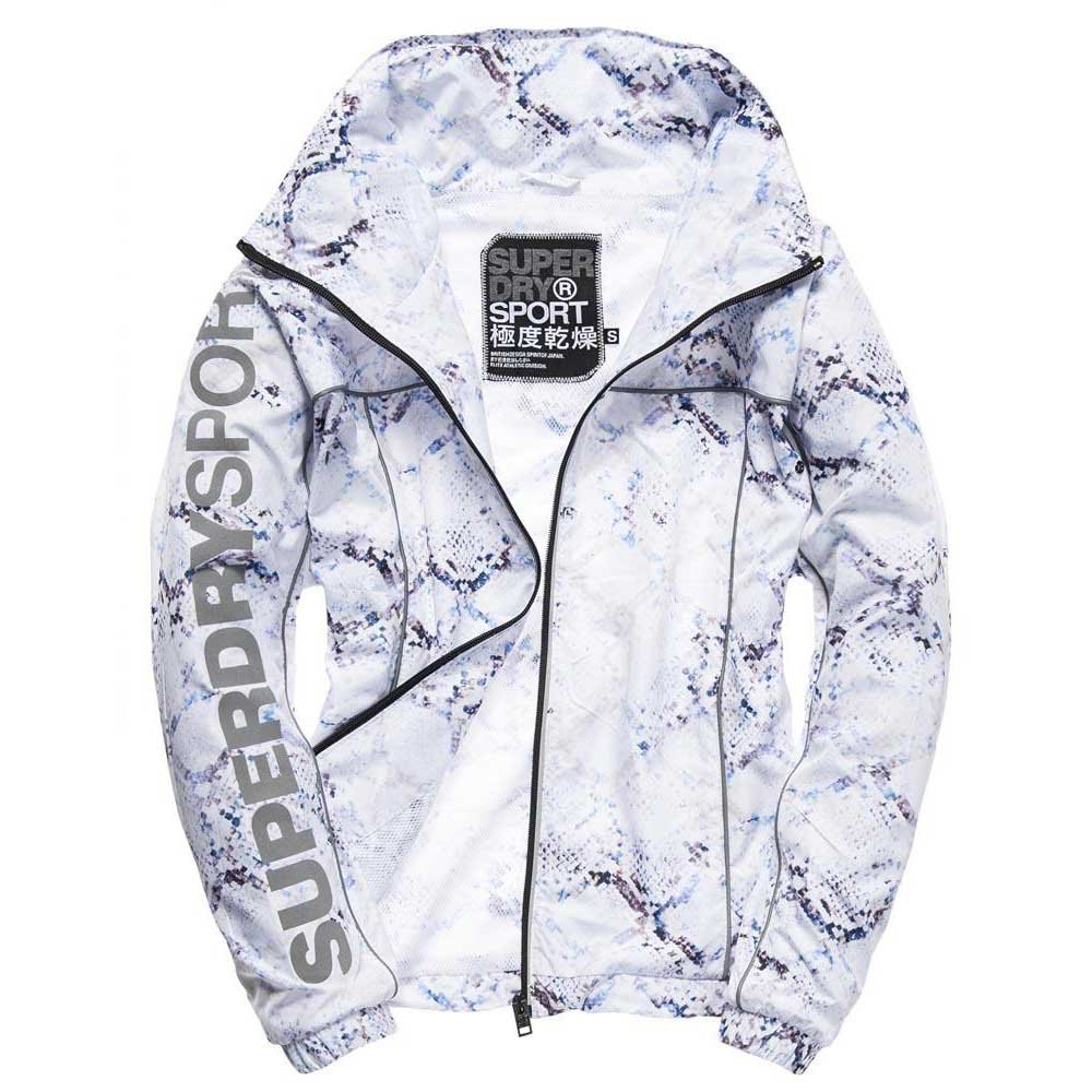 Superdry Gym Running Jacket