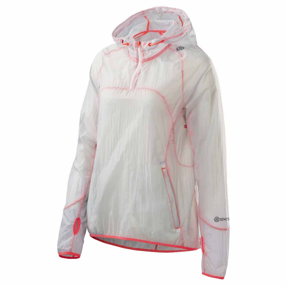 Skins Plus Nustar Transparent Packable Jacket
