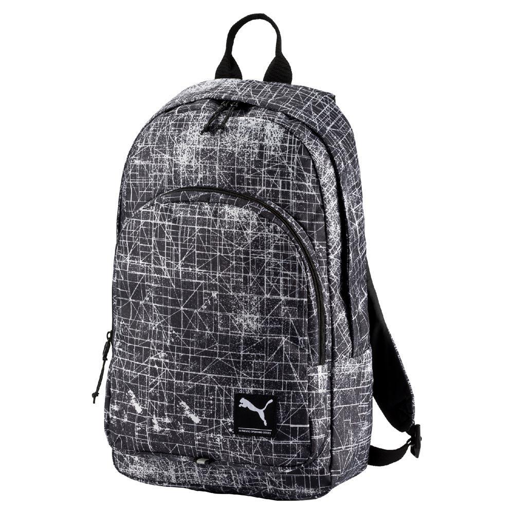 e216fa3f02fb21 Puma Academy Backpack White buy and offers on Traininn
