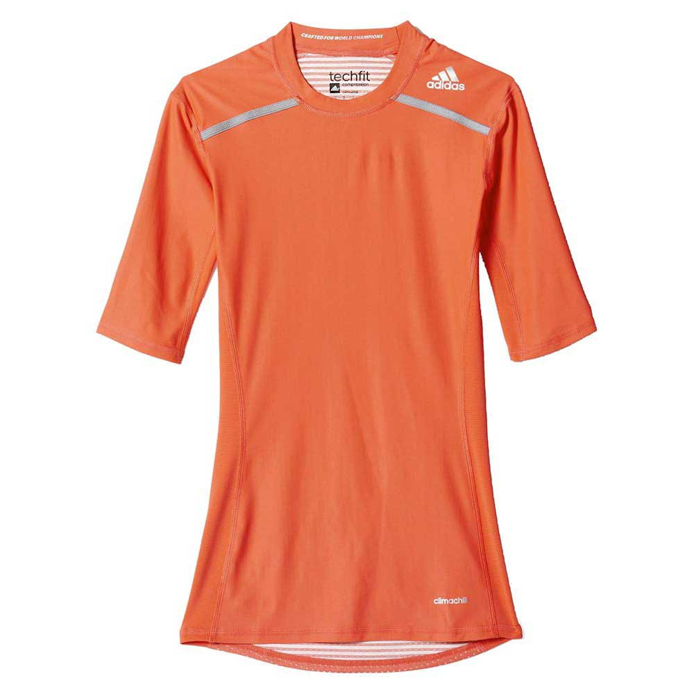 adidas Techfit Chill Short Sleeve Tee