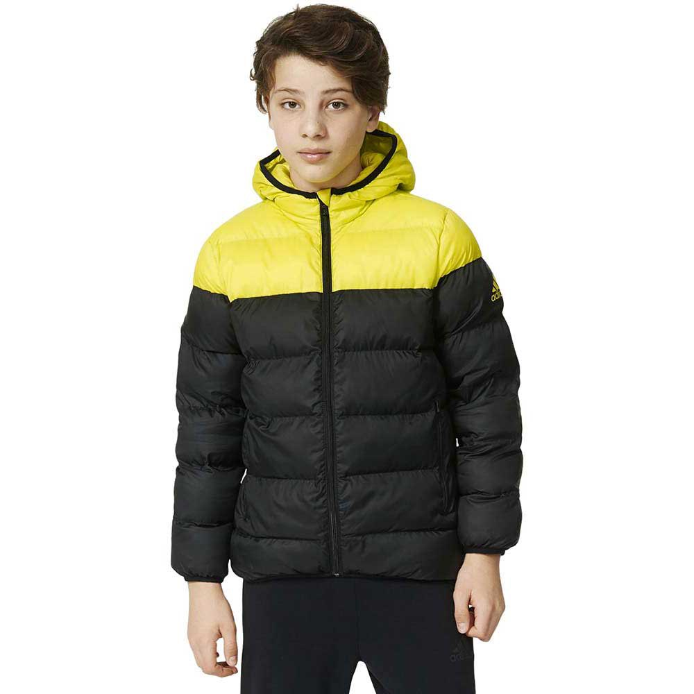 a7ee12abb adidas Synthetic Down Youth Boys Bts Jacket, Traininn