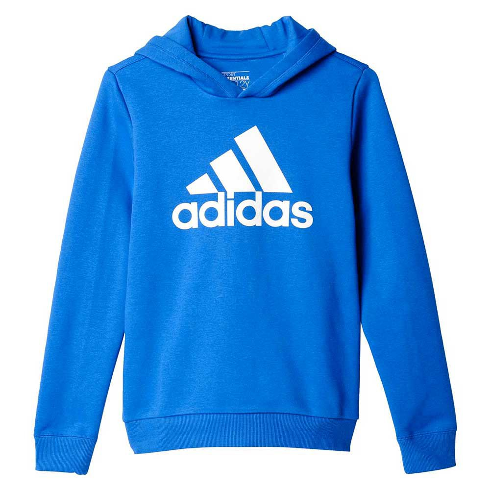 adidas Essentials Logo Hoodie buy and offers on Traininn 896df18ea5a