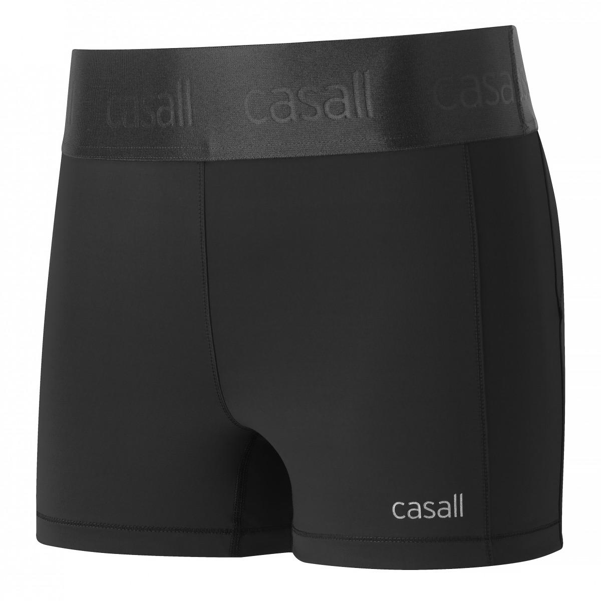 Casall Shiny Waist Short Tights