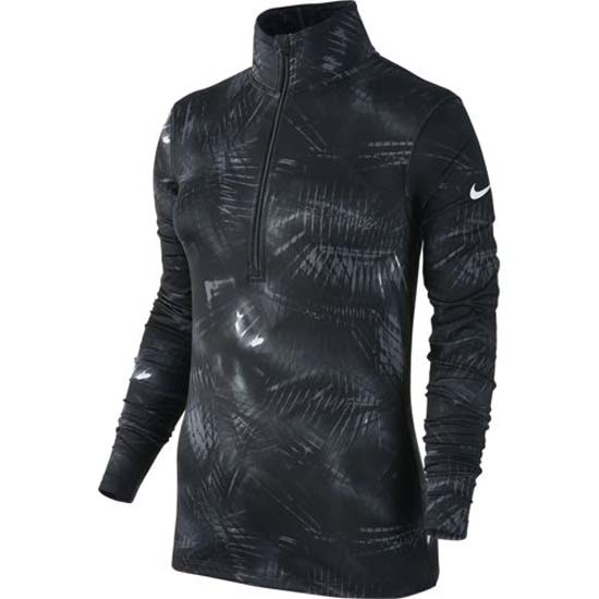Nike Np Top L/S Half Zip Notebook