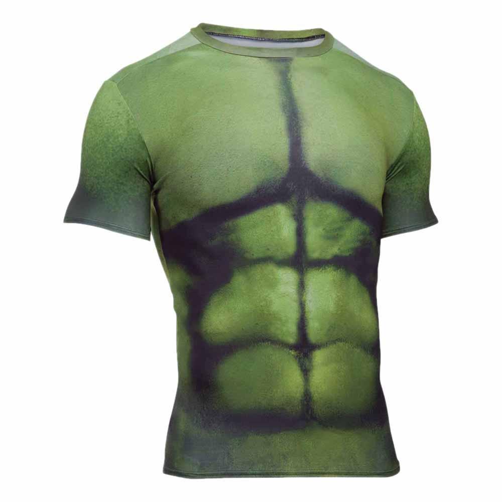 Under armour alter ego hulk compression s s buy and offers for Hulk under armour compression shirt