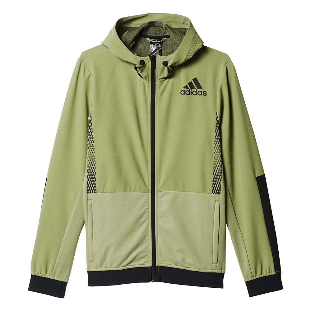 adidas Workout Full Zip