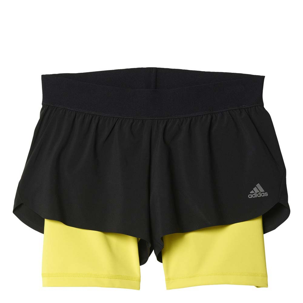 adidas 2 In 1 Gym Short Pants