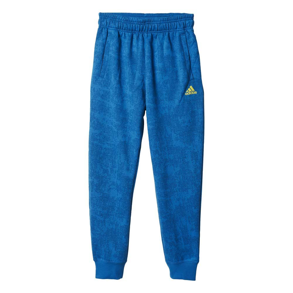 adidas Essentials Allover Print Pants