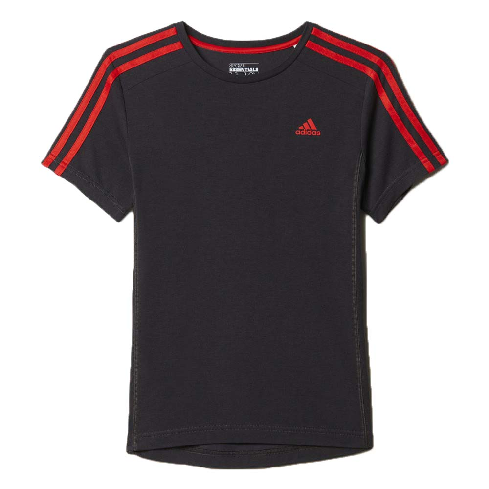 adidas Essentials 3 Stripes Crew