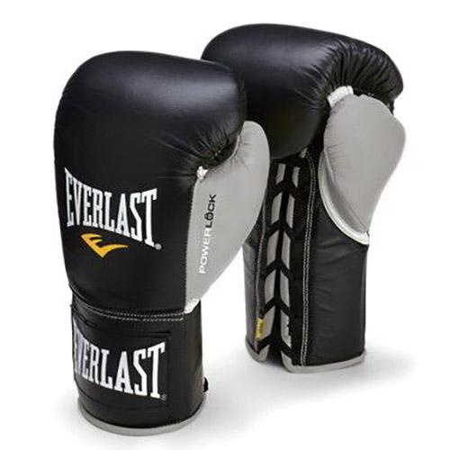 Everlast equipment Powerlock Fight Gloves Lace Up