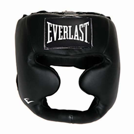 Everlast equipment Leather Full Protection Headgear