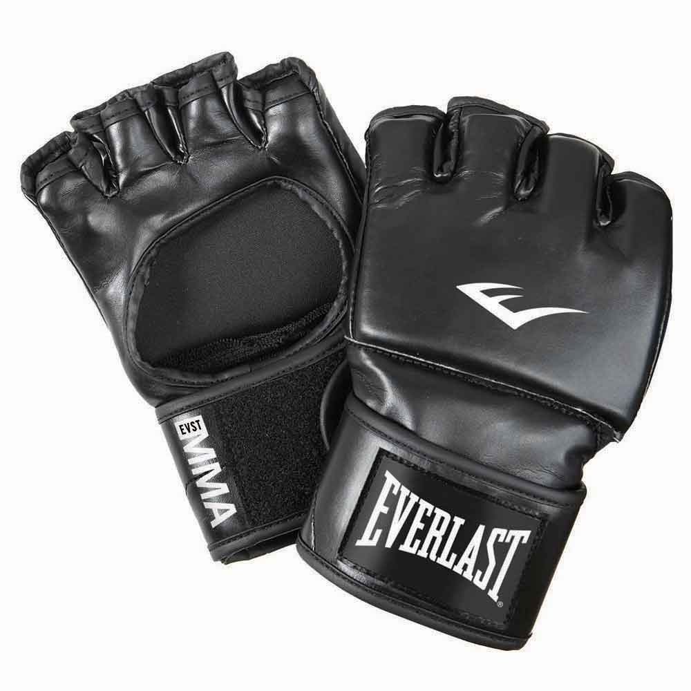Everlast equipment Martial Art Open Thumb Gloves