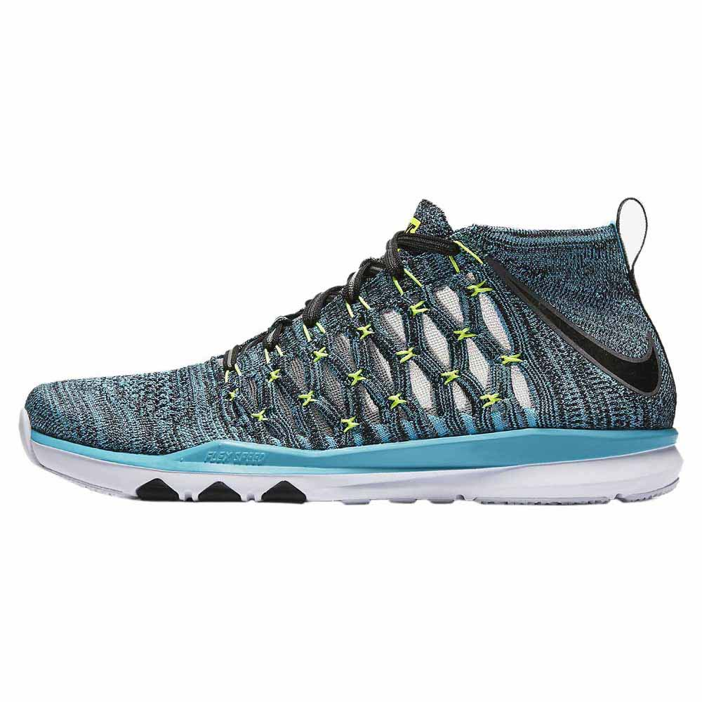 templar pestaña Palpitar  Nike Train Ultrafast Flyknit Blue buy and offers on Traininn