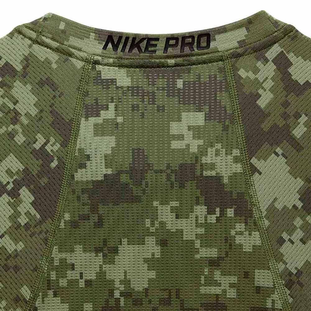 70e9bcc2e Nike Pro Hypercool S/S Top Fitted Digi Camo, Traininn
