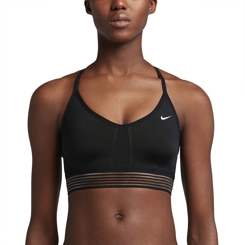 ec78198275c5e Nike Indy Cooling Bra Black buy and offers on Traininn
