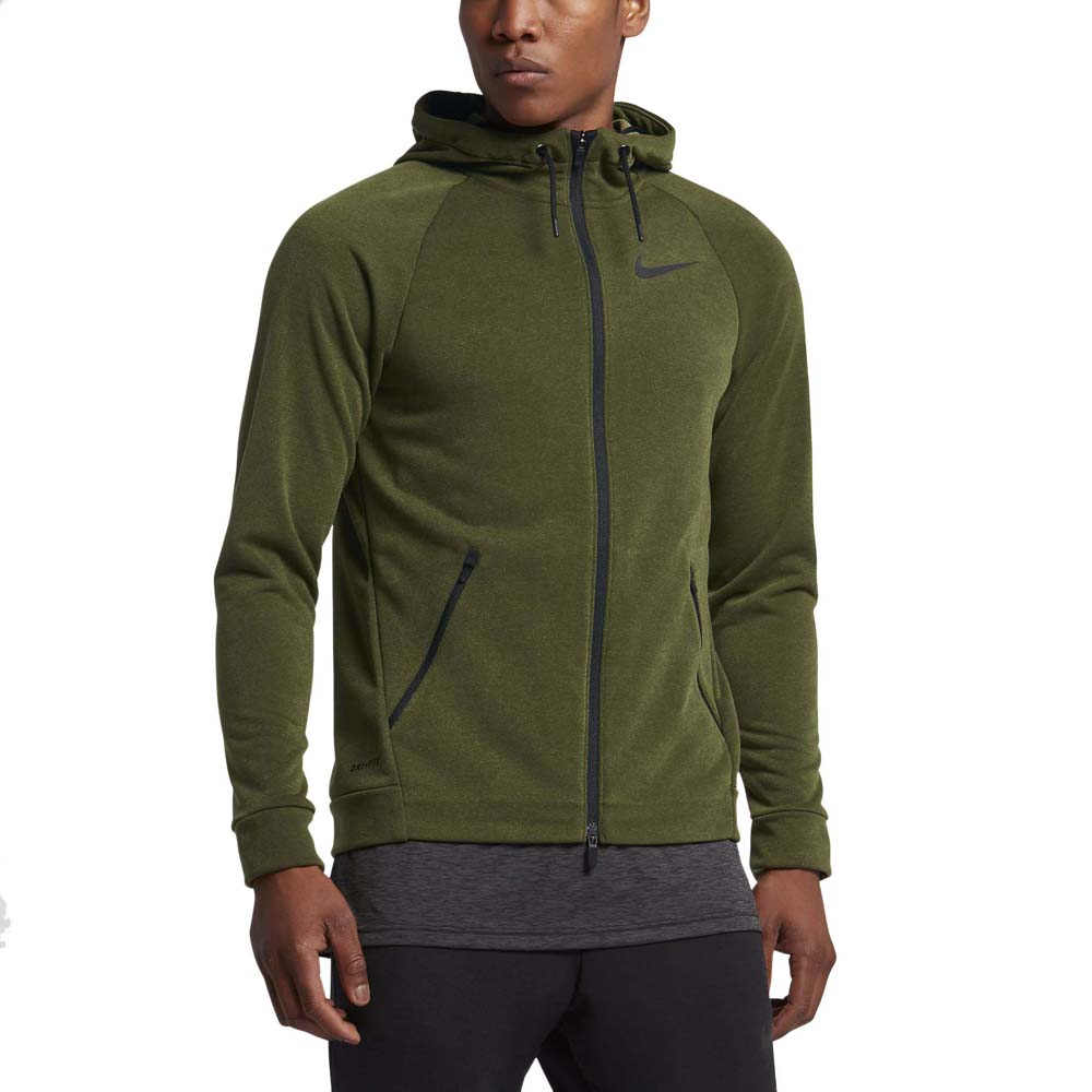 estrategia también Sur  Nike Dry Hoodie Full Zip Hyper Fleece, Traininn Куртки