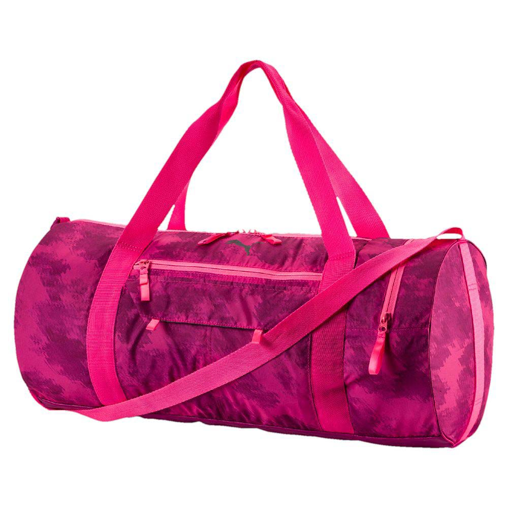 b9528be728521 Puma Fit At Sports Duffle Rosa comprar y ofertas en Traininn