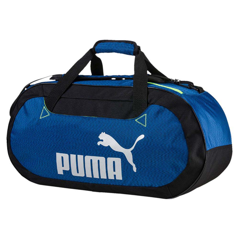 808120d3219 Puma Active Training Duffle Bag Blue buy and offers on Traininn